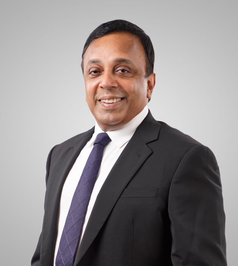 Mr. Avindra Rodrigo apppointed as the new Chairperson of SAF, Sri Lanka Chapter